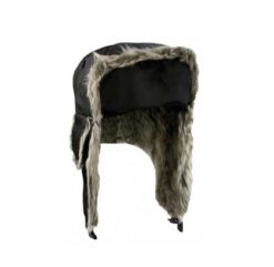 1967 noir bonnet chapka marquage personnalisable logo indyanna pub