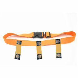 B1663A-Porte dossard aimanté orange
