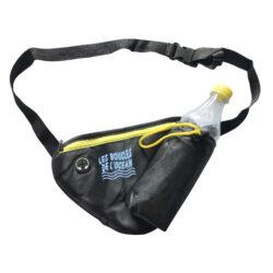 D143-pochette ceinture porte bouteille isotherme