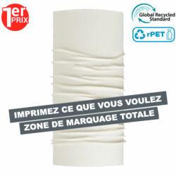 DA3 RPET - tour de cou multifonction ecologique recyclage ecologique