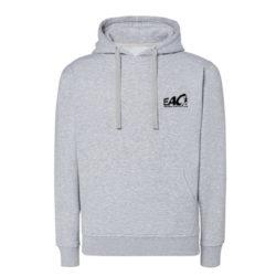 J2H-Sweat shirt homme avec capuche et poche kangourou. Personnalisation pour cadeaux sportifs