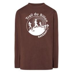 J4H-J4E-Tee-shirt à manches longues 100% coton marquage sérigraphie pour événement sportif