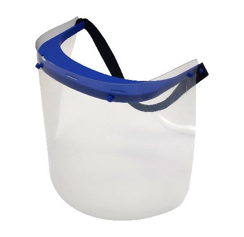 PLA2 visière de protection en plastique