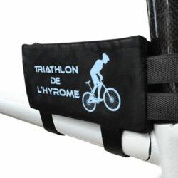 PVG-Pochette à vélo gel pour course cycliste