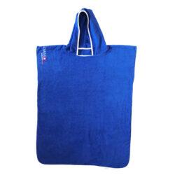PWH-Peignoir poncho serviette avec broderie 8000 pts
