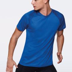 T63 T shirt en ployester pour homme control dry cadeaux sportifs