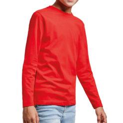 T7E-Tee shirt manches longues pour enfants