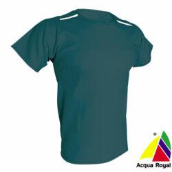 Vela - tshirt 100% polyester pour running, club de sport ou marathon