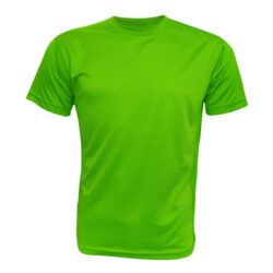 an5-T-shirt-cotton-vert-personnalisable-sport-running