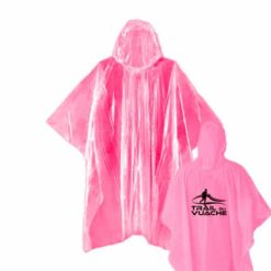 Poncho impermeable anti-pluie club association benevole