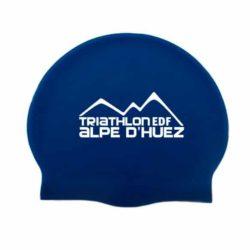 Bonnet de bain évènement sportif triathlon