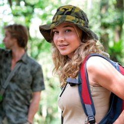 Chapeau de brousse militaire personnalisable
