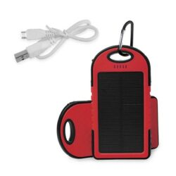 Power Bank solaire batterie nomade manifestation sportive