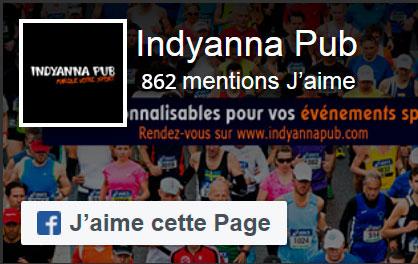 Likez la page facebook