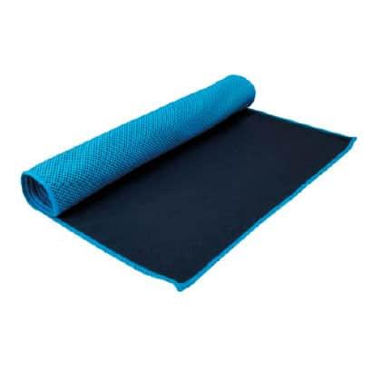 Serviette polyester lot personnalisable rafraichissante