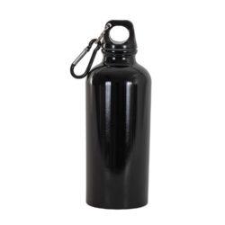 s75400 Gourde aluminium avec marquage en tampographie noire