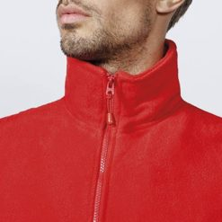 Veste polaire polyester marquage publicitaire