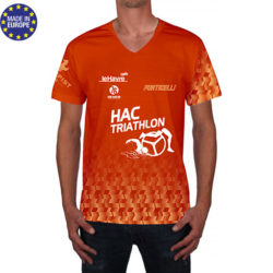 tshv1 - t-shirt club polyester dotation a personnaliser avec logo